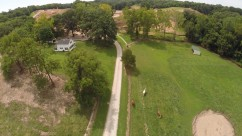 st Louis residential real estate drone in chesterfield