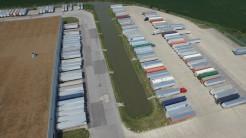 St Louis Drones P&G plant Edwardsville IL