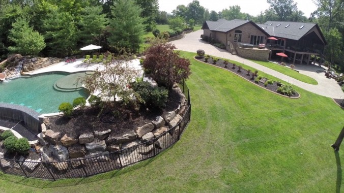 St louis Drones aerial photography and video production